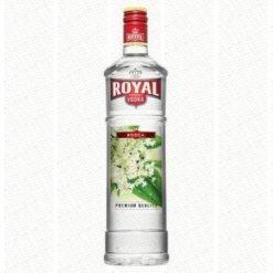 Royal Herbal íz.vodka 0,5l bodza