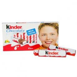 Kinder chocolate 100g T8