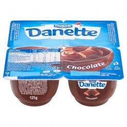 Danette puding 4*125g csokoládé