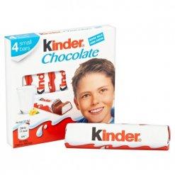 Kinder chocolate 50g T4