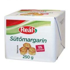 Reál margarin 250g kocka