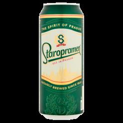 Staropramen sör 0,5l dob. 5%