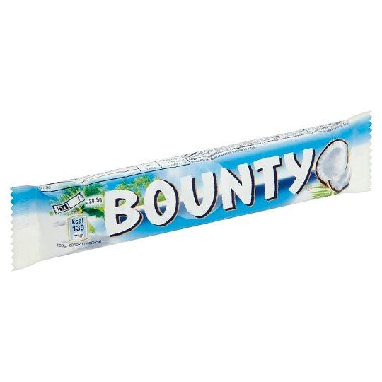 Bounty szelet 57g tejcsokoládé
