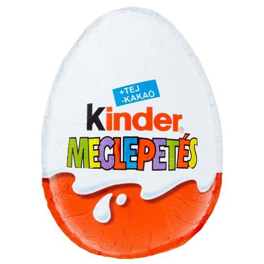 Kinder tojás 20g