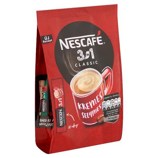 Nescafé 3in1 classic 10×17,5g