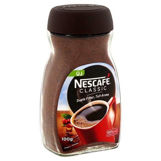 Nescafé Classic instant 100g üv.