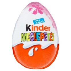 Kinder tojás 20g Kislányoknak