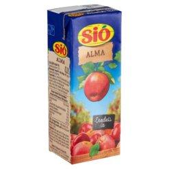 Sió gyümölcsital 0,2l alma 25%