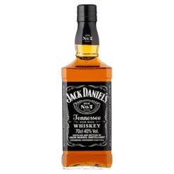 Jack Daniels whiskey 0,7l 40%