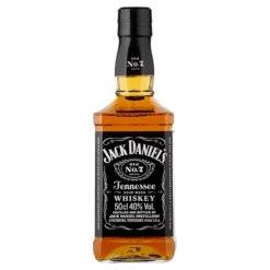 Jack Daniels whiskey 0,5l 40%