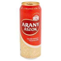 Arany Ászok sör 0,5l dob. 4,3%