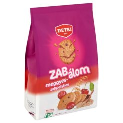 Detki Zab-Álom oml. keksz 180g meggy