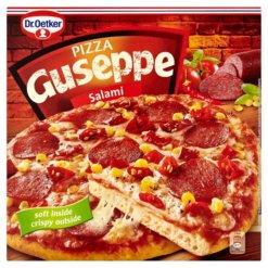 Dr. Oetk. Guseppe pizza 380g szalámi