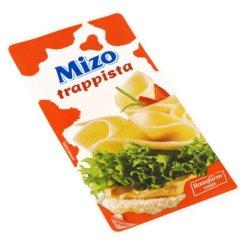 Mizo szeletelt trappista sajt 125g