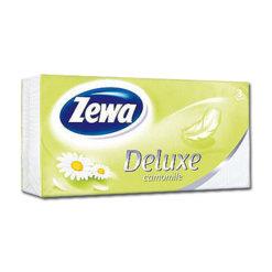 Zewa Deluxe Papírzsebkendo 90db Kami