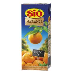 Sió gyümölcsital 0,2l narancs 25%