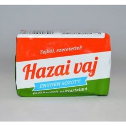 Hazai vaj 100g 3/4 zsíros sózott