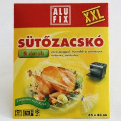 Alufix sütozacskó 5db extra