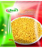 Reál morzsolt kukorica 450g fagy.