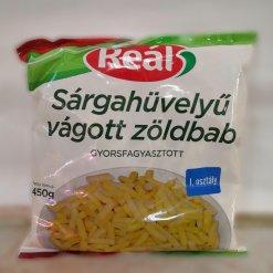 Reál sárgahüvelyu zöldbab 750g fagy