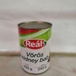 Reál Kidney bab 400g/240g vörös