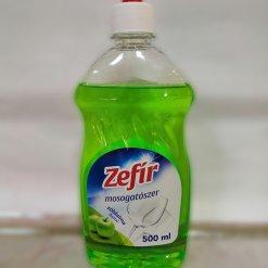Zefir mosogató 500ml Zöldalma