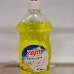 Zefir mosogató 500ml Citrom