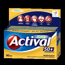 Beres actival50+ 30db filmtabletta