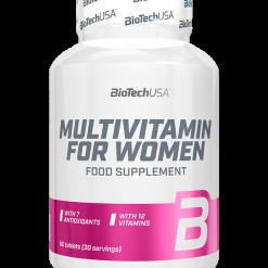 BioTech multivitamin for Women 60db