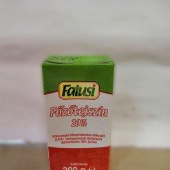 Falusi fozotejszín 20% 200g UHT