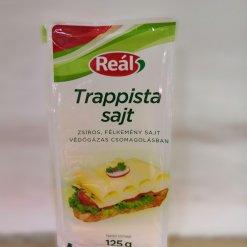 Reál szeletelt sajt 125g trappista