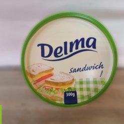 Delma margarin 500g szendvics*
