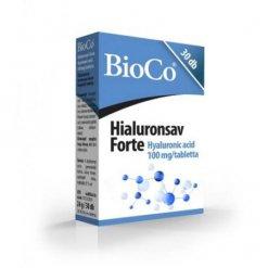 Bioco Hialuronsav 30db