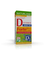 Naturland D-Vitamin 60db