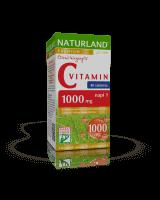 C-vitamin Naturland 1000mg