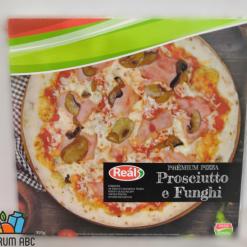 Reál Prémium pizza sonkás-gombás