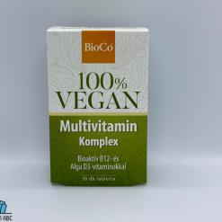 BioCO Vegan multivitamin 30db