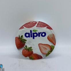alpro szoja joghurt epres 150gr