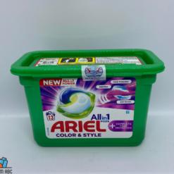 Ariel mosógél-kapsz 14 Color-Style
