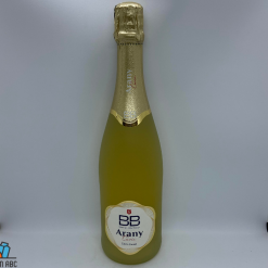 BB pezsgo 0,75l .Arany Cuvée