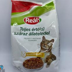 Reál macskaeledel 1kg baromfihússal