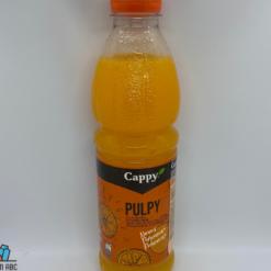 Cappy Pulpy 1l narancs 12%+4%