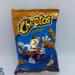 Cheetos 30g spirál ketchup 1/12