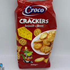 croco sajtos kréker 400g