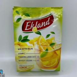 Ekland in.tea 300g citrom ut.