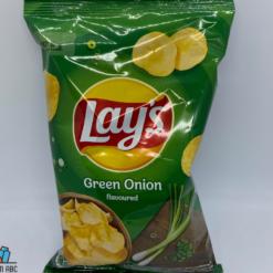Lays 60g zöldhagymás