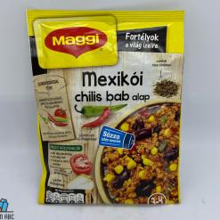 Maggi alap 45-48g mexikói chilis bab