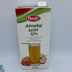 Reál üdítoital 1l alma 12%