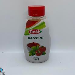 Reál ketchup 450g