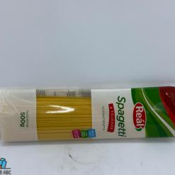 Reál tészta 500g 4toj spagetti